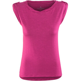 Royal Robbins Noe Twist t-shirt Dames rood